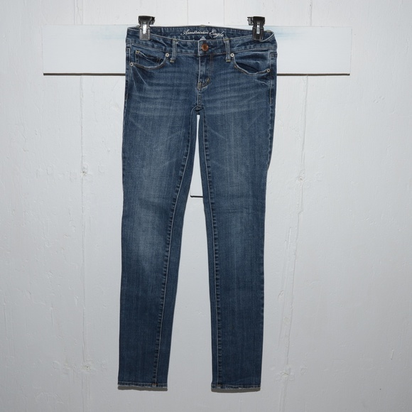 American Eagle Outfitters Denim - American eagle skinny womens jeans size 2 x 32.5